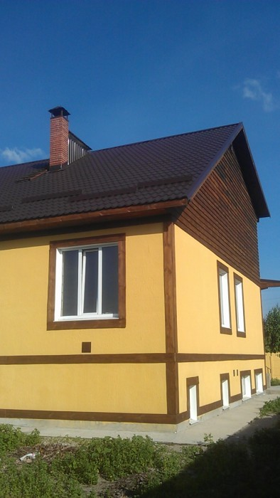 Продам лучший дом 2012 года постройки на Малой Даниловке пл. 150 м2. Удобная пла 623249