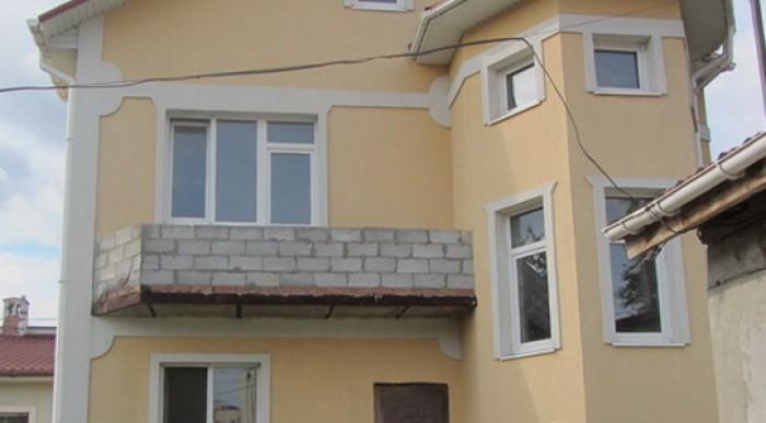 Продается дом дом на ул. Окружной 2008 г.п.4 уровня, 240/68/16 под внутреннюю от 623274