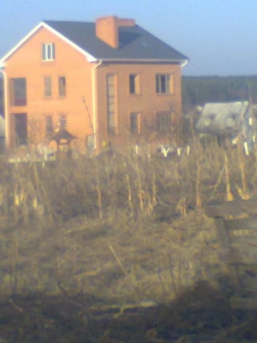 Участок  в красивой тихой местности под строительство жилого дома/дачи 0,15 га.  631657