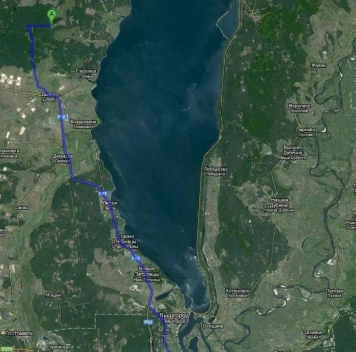 Участок в Вышгородском районе 24 сотки, от собсвтенникаПродам земельный участок  631661