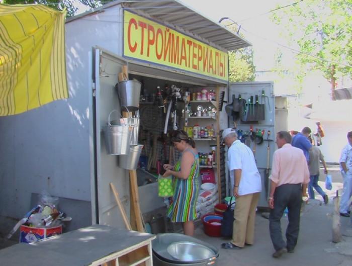 Срочно продам павильон Стройматериалы на Космическом  рынке, ул. Малиновского. П 643119