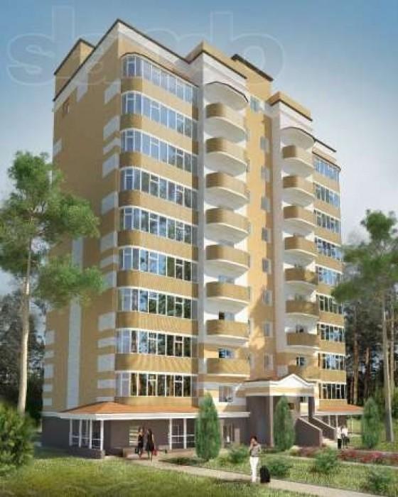 Жилой комплекс ПРИОЗЕРНЫЙ г. Красный Лиман-9-этажный кирпичный жилой дом-Автоном 618019