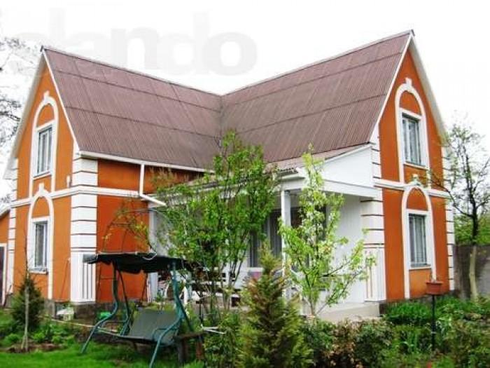 Прекрасный дом, 4 комнаты, кухня, сан.узел 12 кв.м, патио 30 кв.м, на 29-ти сотк 623369
