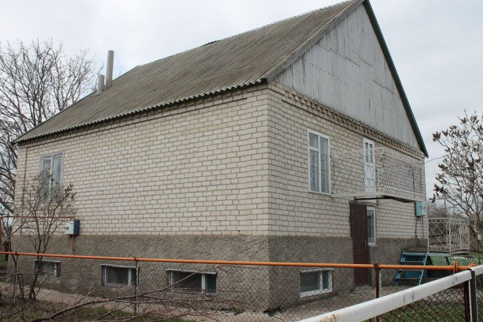 Продам 2-х этажный дом с удобствами в пгт. Пушкарёвка, Верхнеднепровского р-на.  623384