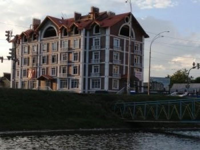 Фасад улиц Смолича и Вильямса, в самом красивом, новом доме в Киеве!На перекрест 643194