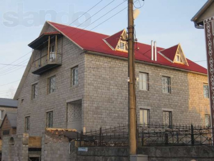 Элитный дом на поселке Кресовский, рядом с речкой. Дом строился для себя, поэтом 623426