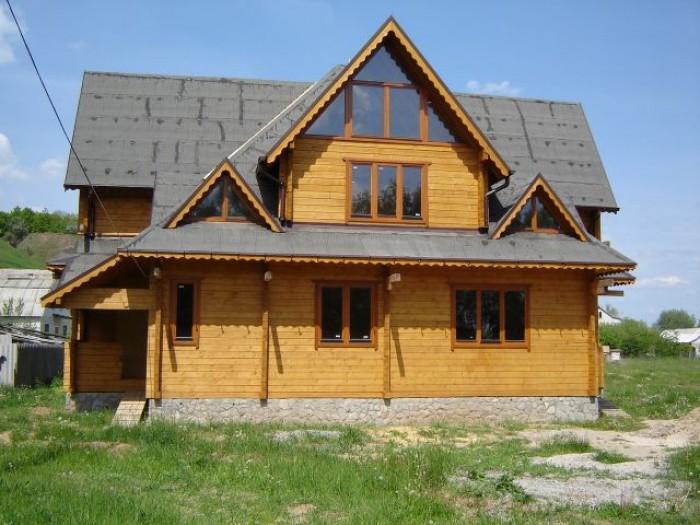 Продаётся деревянный дом в живописном экологически чистом районе г.   Дергачи.Со 623430