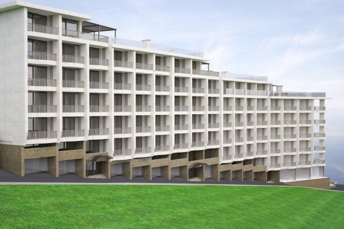 Продам элитные апартаменты с видом на море, Ялту, виноградники и горы. Квартира  618185