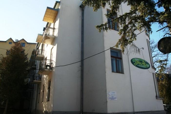 Вилла Ирина построена в начале ХХ века, полная реконструкция произведена в 2004  643208