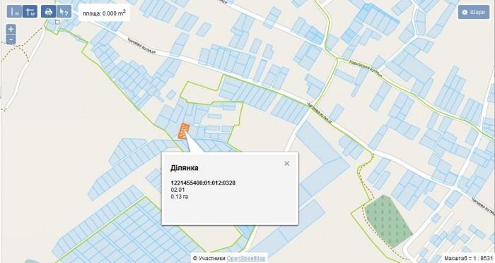 Продам участок 13 соток в пос. Кировское, район Лесная гавань (возможно расширен 631723