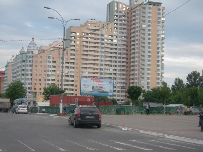 2-х-комнатная Вышгород.2/19 этажного, 80/42/12, новый монолитно-каркасный дом в  618220
