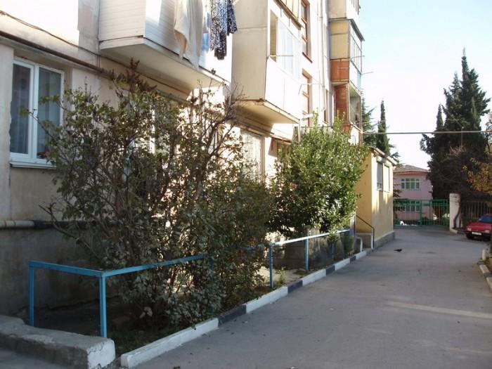 Квартира в парковой зоне Ялты, расположена в Массандре, ул.Стахановская, вся нео 618222
