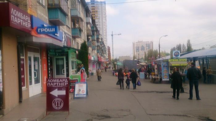 Сдам два павильона в Соломенском р-не возле рынка
