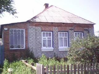 Продам дом в п.г.т Великий-Бурлук