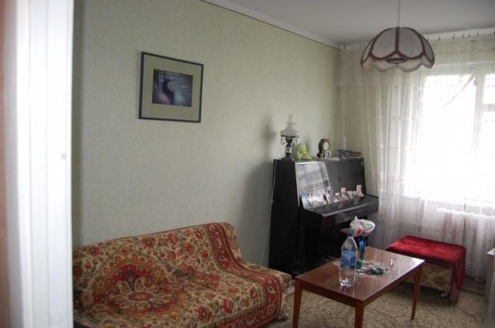3-комнатная квартира в центральной части Донецка