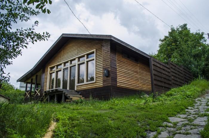 Продаю 1 этажный дом под Харьковом, тихое место 2013 г.п.