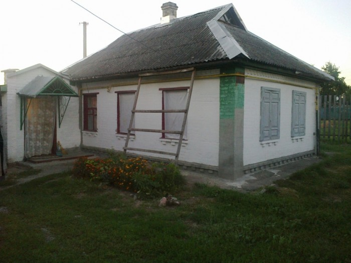 Мыльцы, домик 50 кв.м. с участком 15 сот., 2 км. от Полтавы.