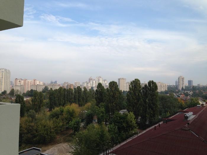Продается квартира в новостройке по адресу проспект Комарова 1.