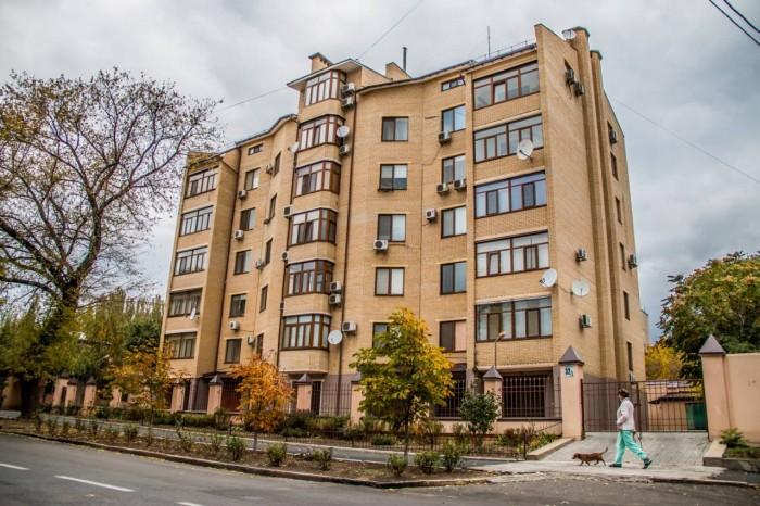 3 к/квартира ЛЮКС-класса в новом кирпичном доме коттеджного типа