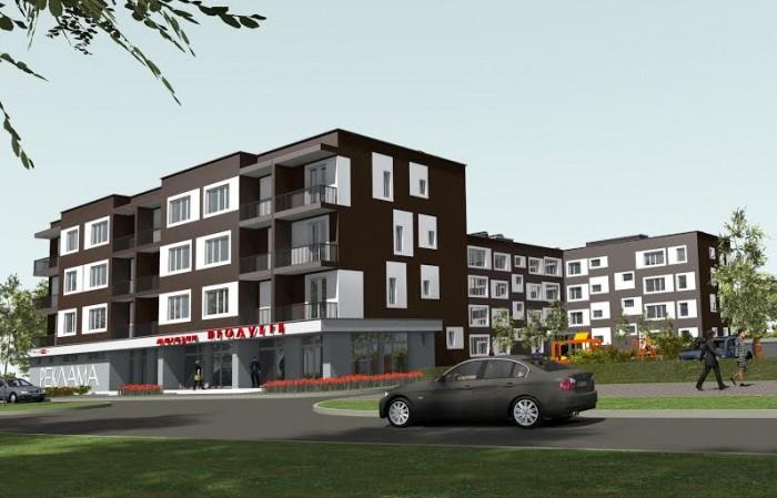 Доступные квартиры 619112