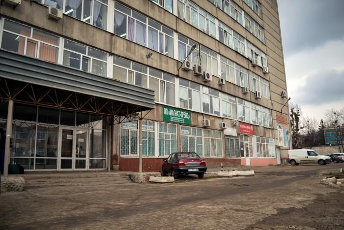 Продажа офисного здания 6800 м.2