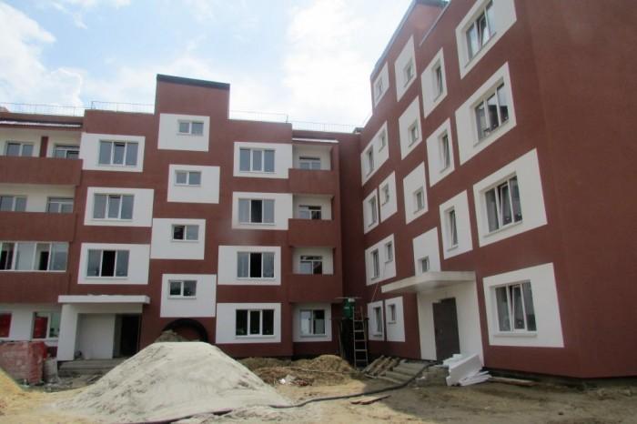 Однокомнатная квартира эконом класса 33,7м2
