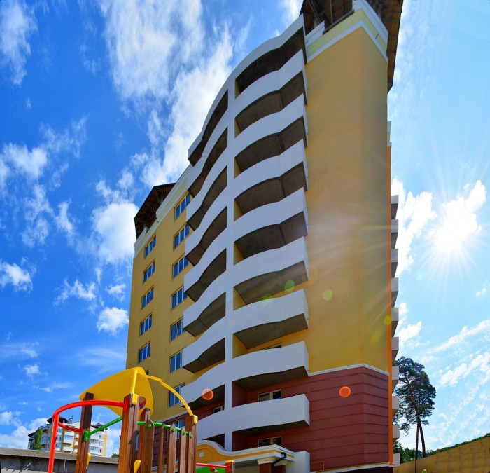 2 комнатная квартира-мечта с видом на Парк!