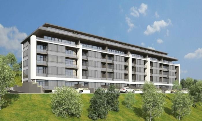 К продаже предлагается квартира (34,25кв.м) в новом коттеджном комплексе MORE расположенном на побережье Черного моря