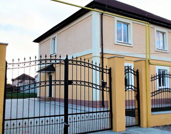 Прлдам свой новый дом с внутренней отделкой в с . Фонтанка Одесской обл.