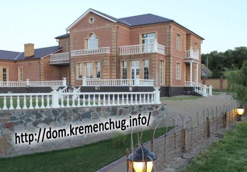 Великолепная усадьба в Кировоградской области, в селе Успенка