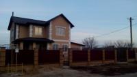 Новый дом 2016 г постройки, газ, свет, скважина, 16 соток, от владельца