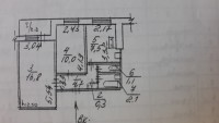 Продам 2-комнатную квартиру на Калиновой